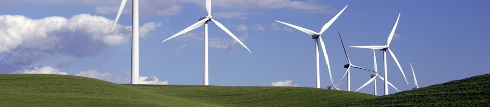 Wind Turbines Header Image